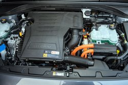 2017 Hyundai IONIQ Hybrid,engine