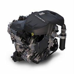 2016 Ram 1500 EcoDiesel HFE, engine