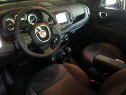 2016 Fiat 500L, interior, dash
