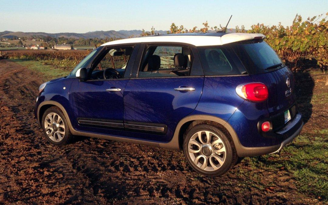 Road Test: 2016 Fiat 500L Trekking