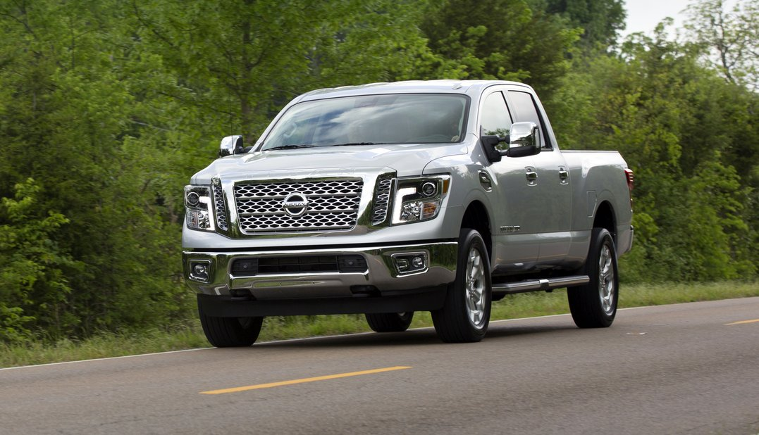 Second Report Opinion: 2016 Nissan Titan XD