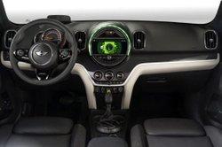 2017 Mini Countryman plug-in hybrid,interior