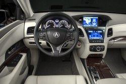 2016 Acura RLX Hybrid,interior