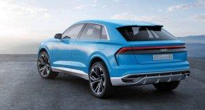 Audi Q8 concept PHEV