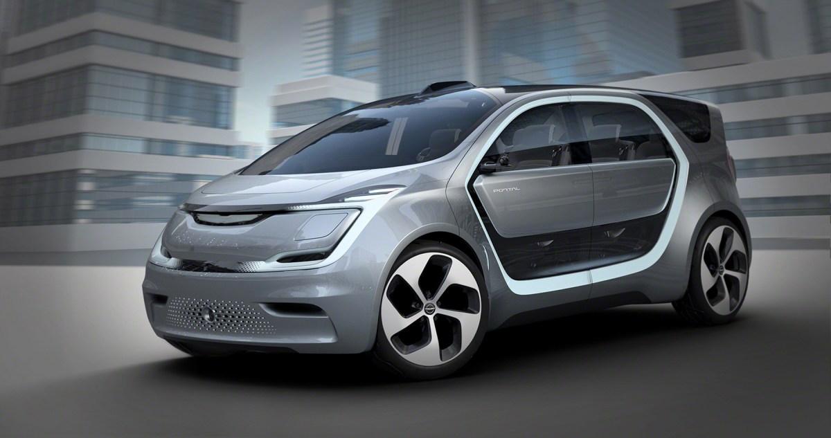 Chrysler future minivan