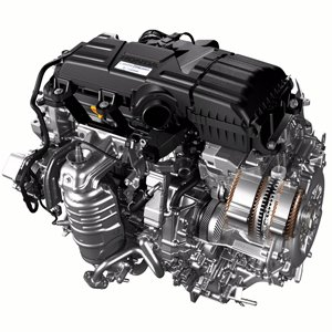 This is the engine--where will it go?