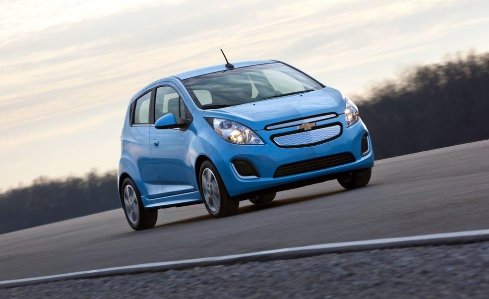 News: Say Goodbye to the Chevrolet Spark EV