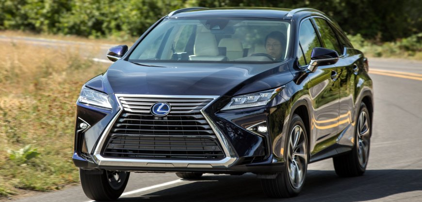 Road Test 2016 Lexus RX450h Hybrid  Clean Fleet Report
