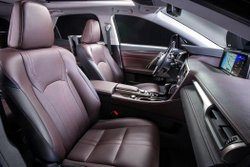 2016 Lexus 450h Hybrid,interior