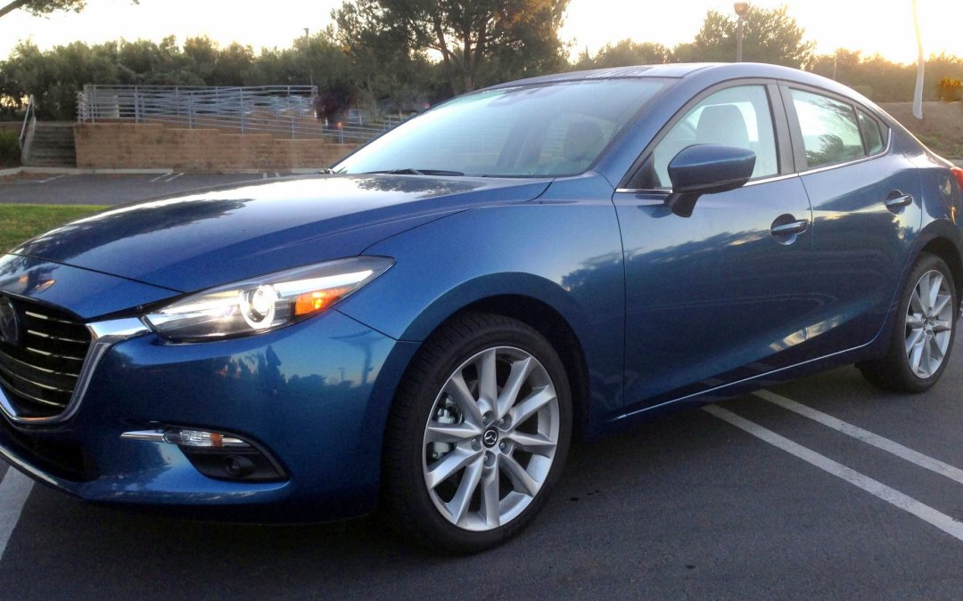 Road Test: 2017 Mazda3 Grand Touring