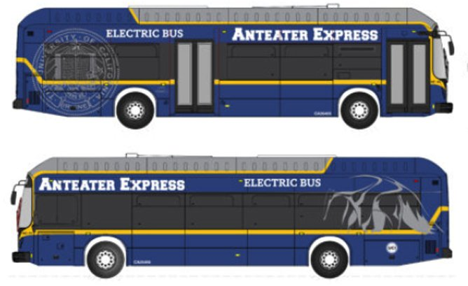 University_Electric_Bus