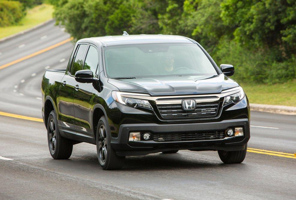 Road Test: 2017 Honda Ridgeline