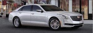 2017 Cadillac CT6 PHEV