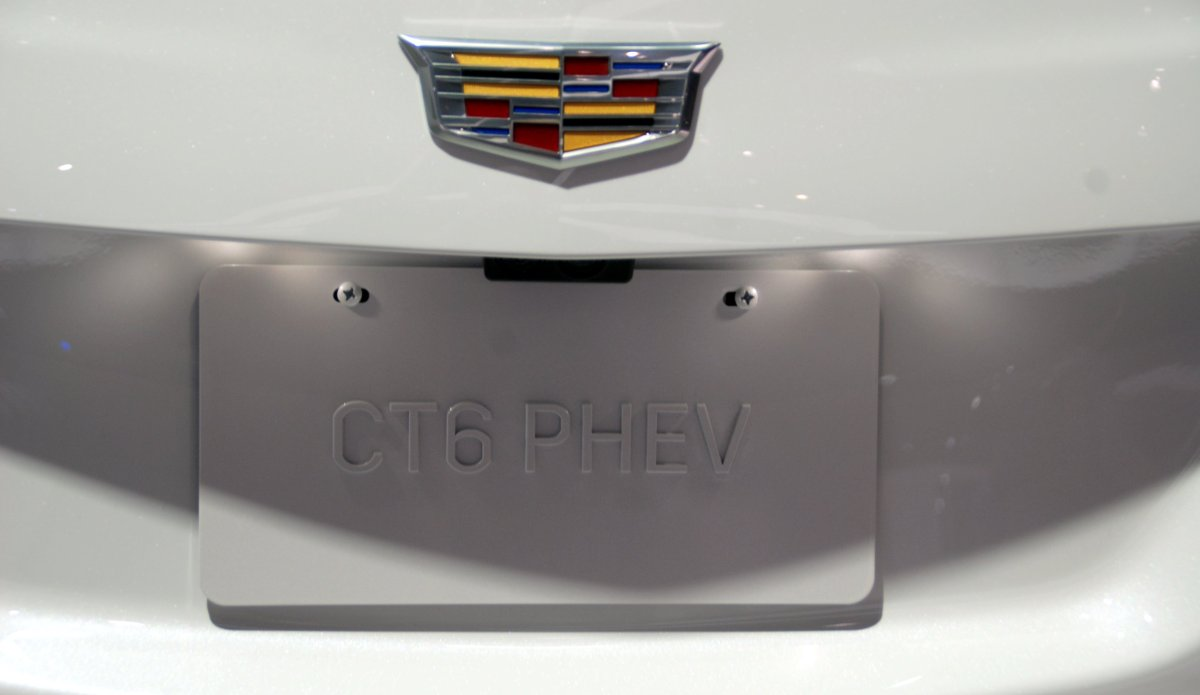 Cadillac CT6 PHEV