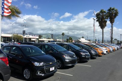 Chevrolet Bolt Prices