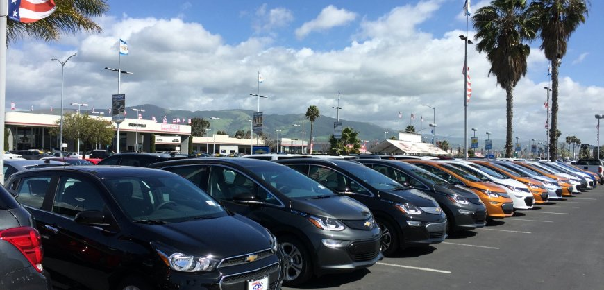 Chevrolet Bolt Prices