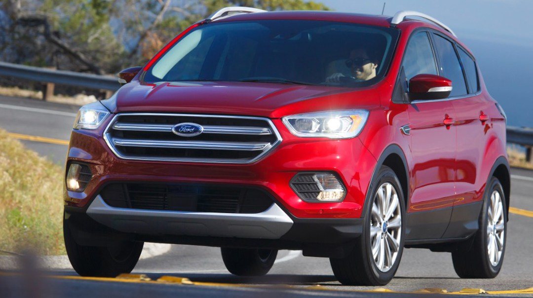 Road Test: 2017 Ford Escape