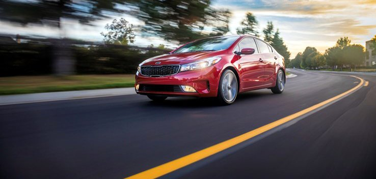 Road Test: 2017 Kia Forte