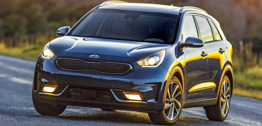 road test 2017 kia niro hybrid clean fleet report. Black Bedroom Furniture Sets. Home Design Ideas