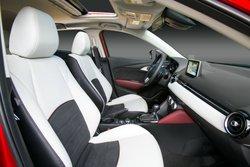 2017 Mazda CX-3,seats