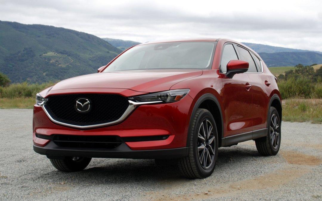 First Drive: 2017 Mazda CX-5