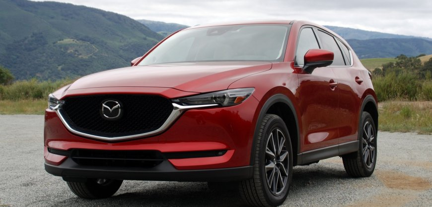 first drive 2017 mazda cx 5. Black Bedroom Furniture Sets. Home Design Ideas