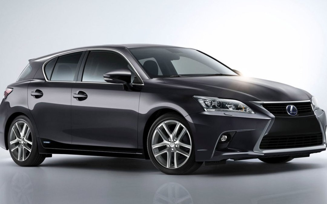 News: Say Goodbye to the Lexus CT 200h