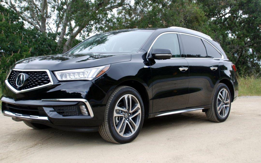First Drive: 2017 Acura MDX Sport Hybrid AWD