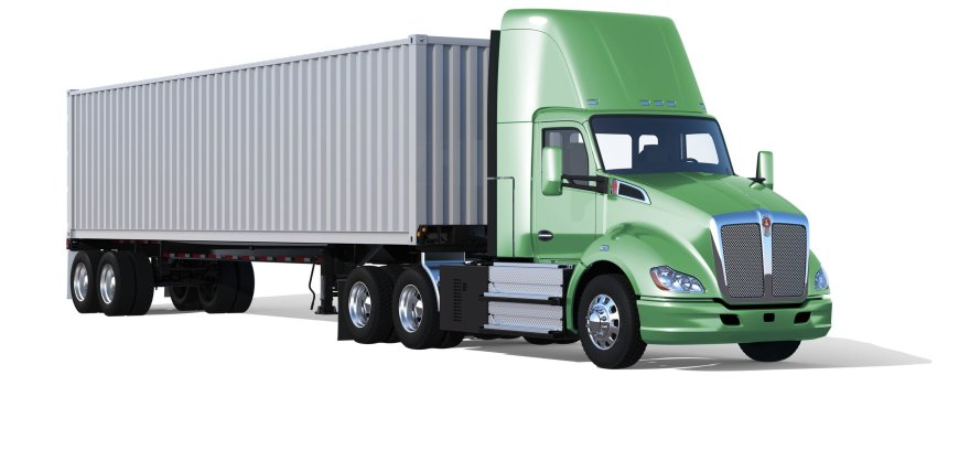 Kenworth Fuel Cell Truck