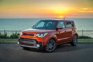 2017 Kia Soul Turbo
