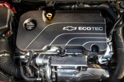 2017 Chevrolet Cruze sedan,engine