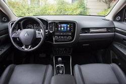 2017 Mitsubishi Outlander ,interior