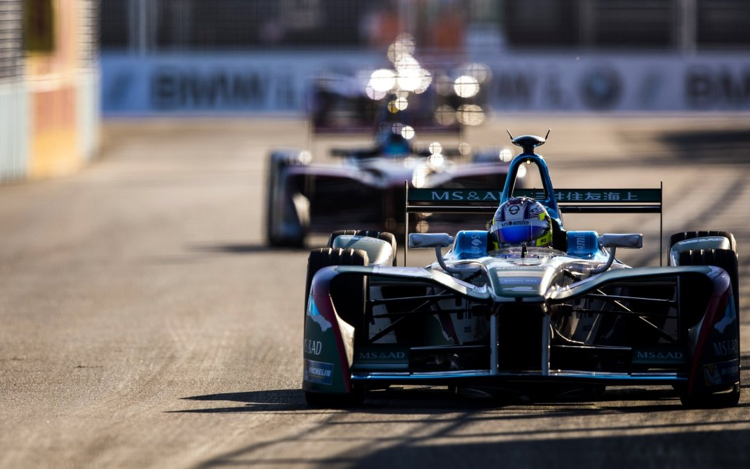 Green Motorsports: Formula E—Electric Cars Race in Brooklyn