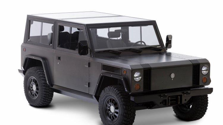 News: NY Startup Bollinger Motors Reveals EV truck
