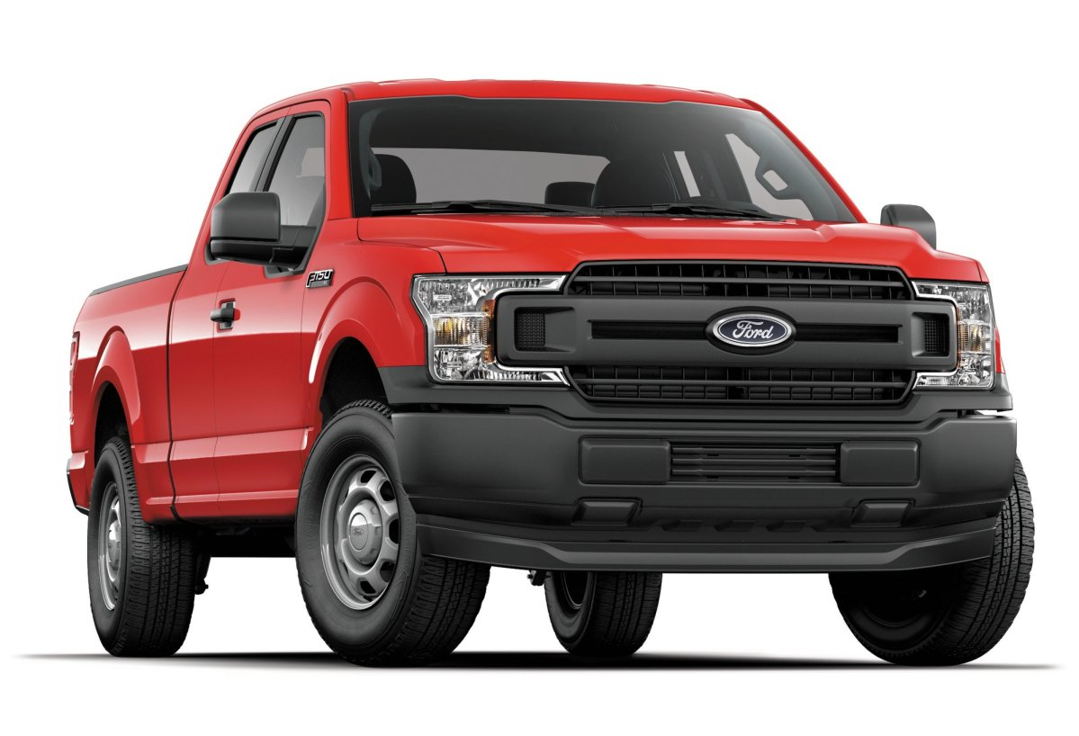 Ford's F-150 to be electrified