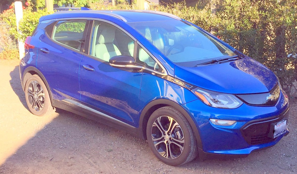 Chevrolet Bolt six-month test