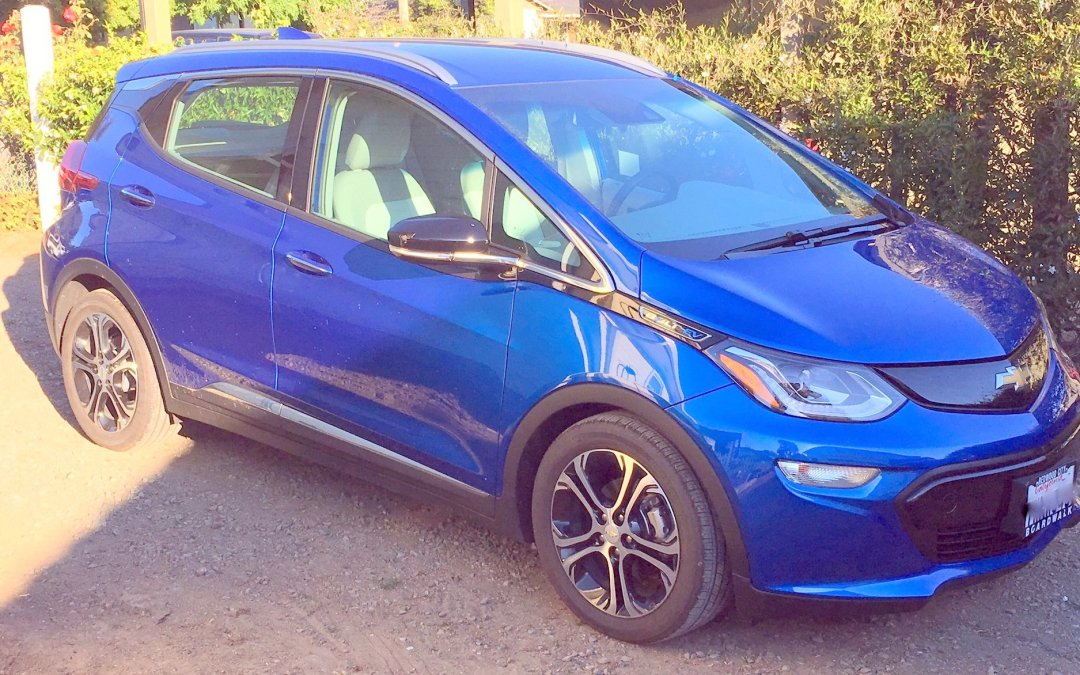 Personal: My Chevrolet Bolt EV – A Six-Month Update