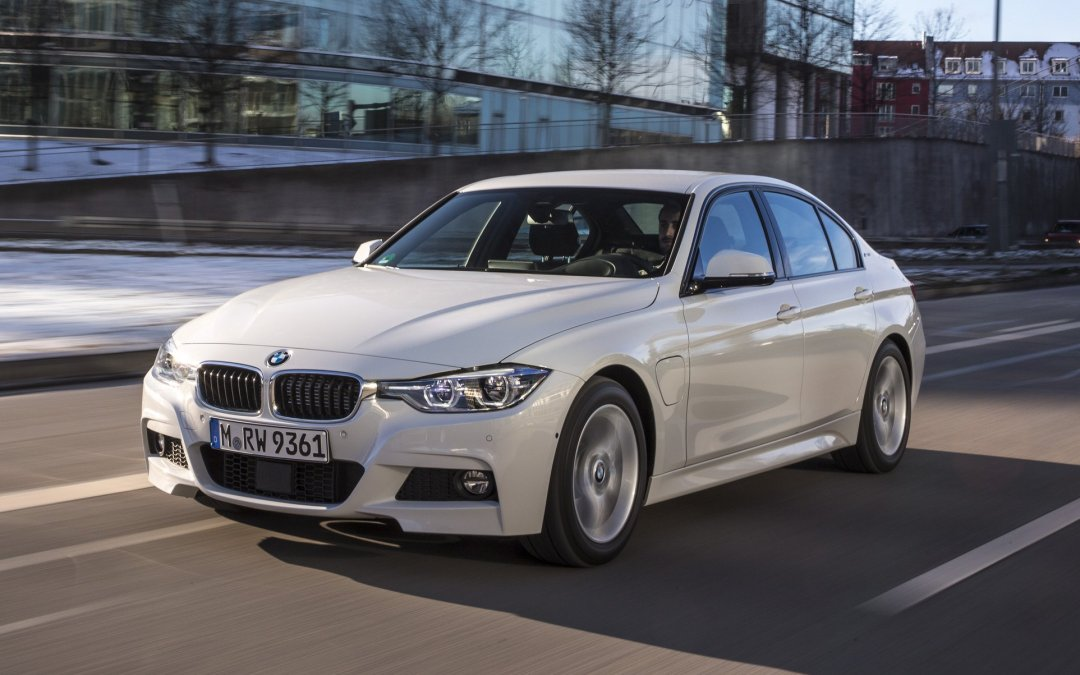 News: BMW to Announce All-electric 3-Series as Tesla Competition Grows
