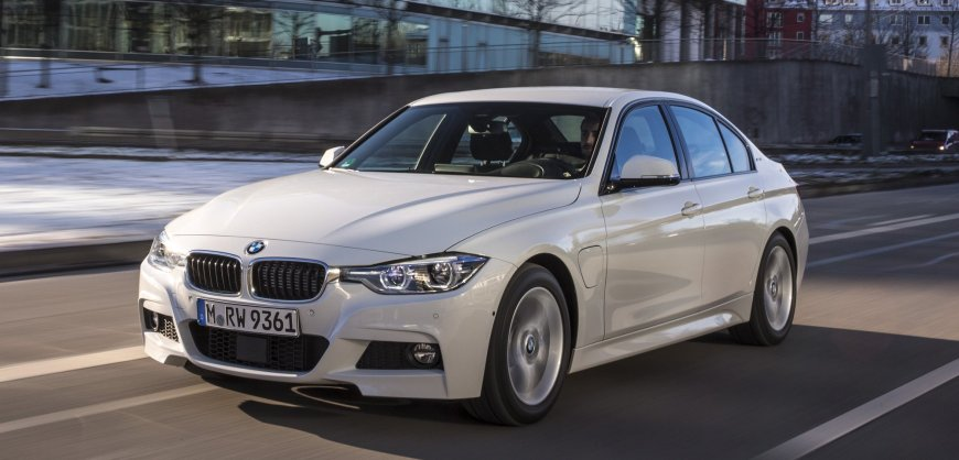 News Bmw Reported To Unveil 3 Series Ev In Fall Clean Fleet Report