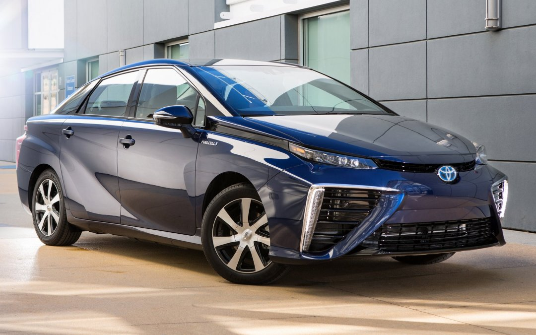 Road Test: 2017 Toyota Mirai