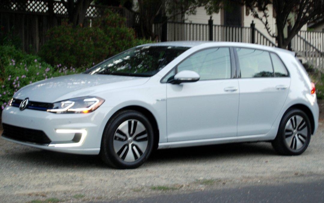 Road Test: 2017 Volkswagen e-Golf
