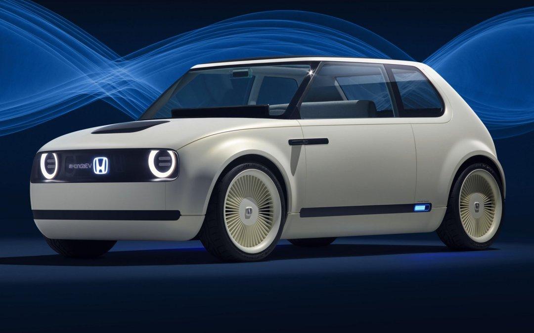 News: Frankfurt Show Editors' Choice: Honda Urban EV Concept