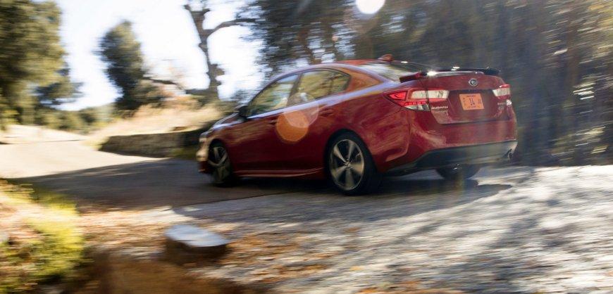 2018 Subaru Imperza