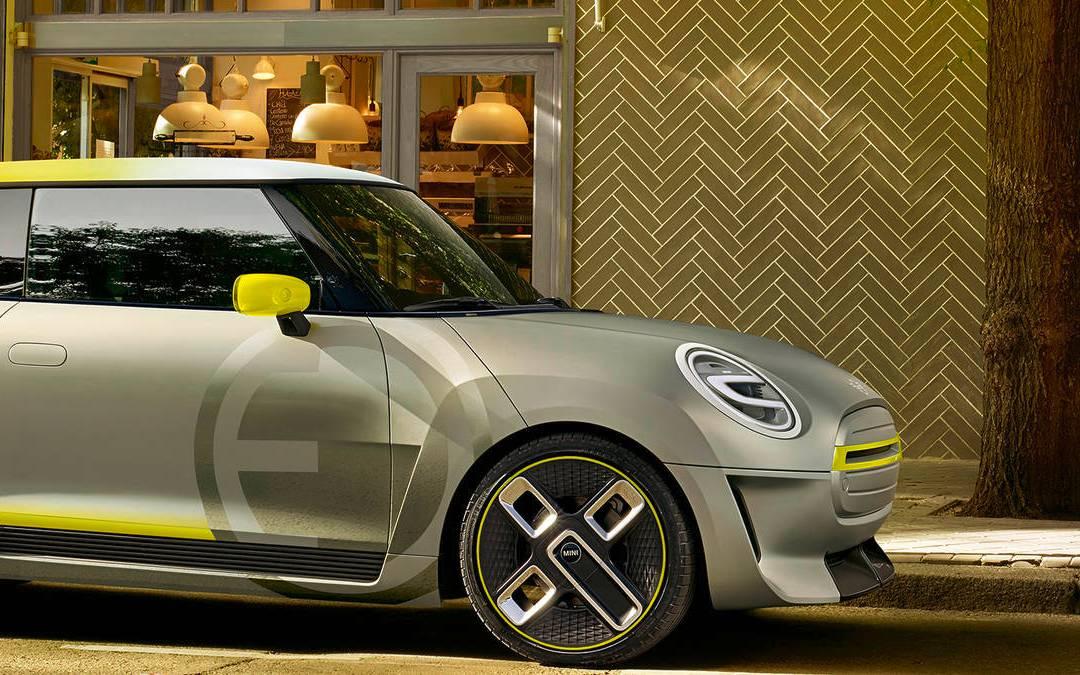 News: Mini EV Teased Ahead of Frankfurt Motor Show