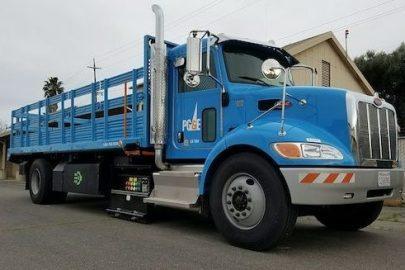 plug-in hybrid truck