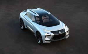 Mitsubishi e-Evolution, Tokyo Motor Show