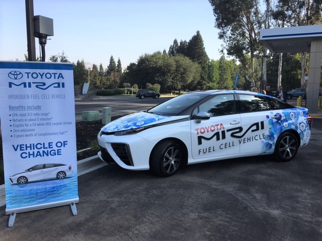 News: San Ramon's New Hydrogen Station Is Open for Business