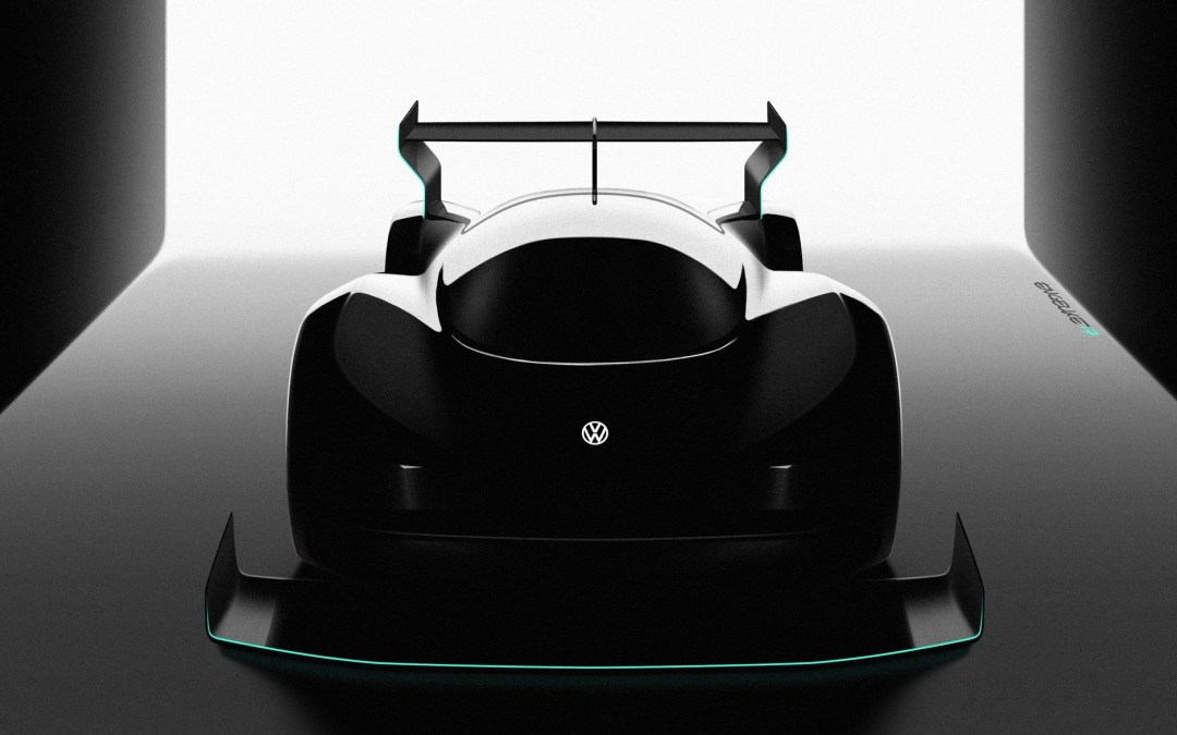 Green Motorsports: VW Builds Electric Racer to Take Pikes Peak
