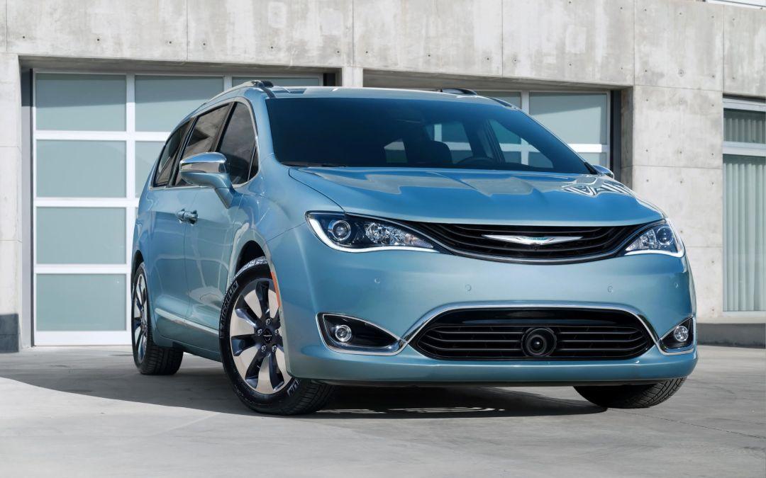 Road Test: 2017 Chrysler Pacifica Hybrid