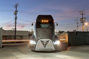 Thor Electric Truck